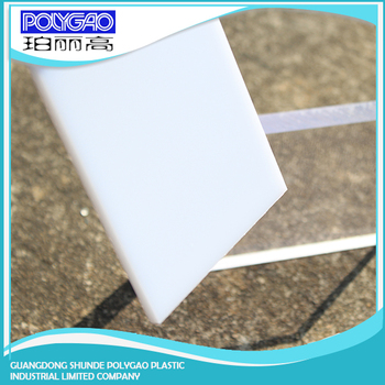 roofing sheet for skylight / Roofing light sheet and sunshade for office building polycarbonate sheet