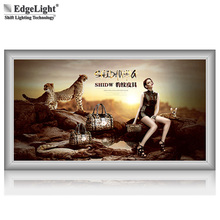 Edgelight AF80 hub75 led display <span class=keywords><strong>module</strong></span> display reclame lichtbak