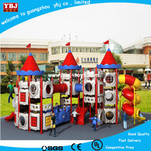 kids playground plastic slides TX-3026A /outdoor park play equipment