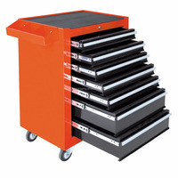 SS Good price tool trolley high quality tool box trolley tool cart