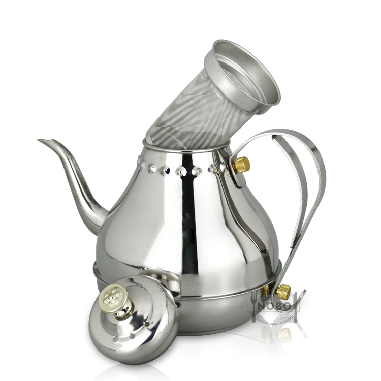 Hot Sale Fashion Design Royal Drip Teapot Gooseneck Coffee Kettle Stainless Steel Pour Over Kettle