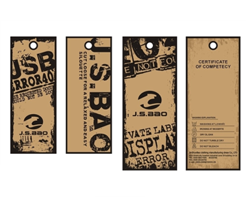Hang Tags Design, Hang Tags Design Suppliers and Manufacturers at ...