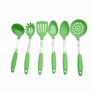 Colorful Part For Cook's Delicious Food Kitchen Equipment Cookware Accessories Utensils Kitchen Set of 6pcs