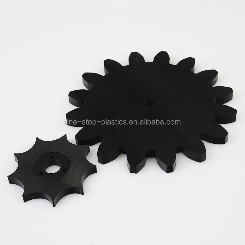 vibration-absorption oil Nylon gear MC Nylon gear PA66 gear