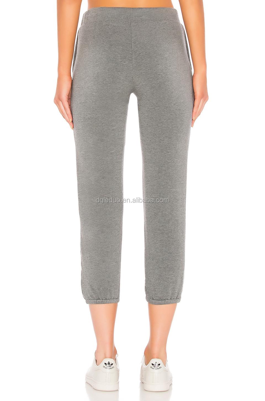 Pantalones De Tres Cuartos Para Mujer Alta Calidad Al Por Mayor Estilo De Ocio Buy Pantalones De Tres Cuartos De Moda De Las Senoras Pantalones De Alta Calidad Pantalones De Estilo Nuevo Product On Alibaba Com