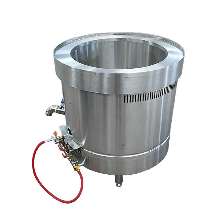 industrial corn/soup/peanut cooking machine for <strong>food</strong>/gas stove boiling pot