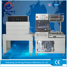 Automatic Shrink Tunnel L Sealer Heat Shrink Packing Machine for Shrink Film