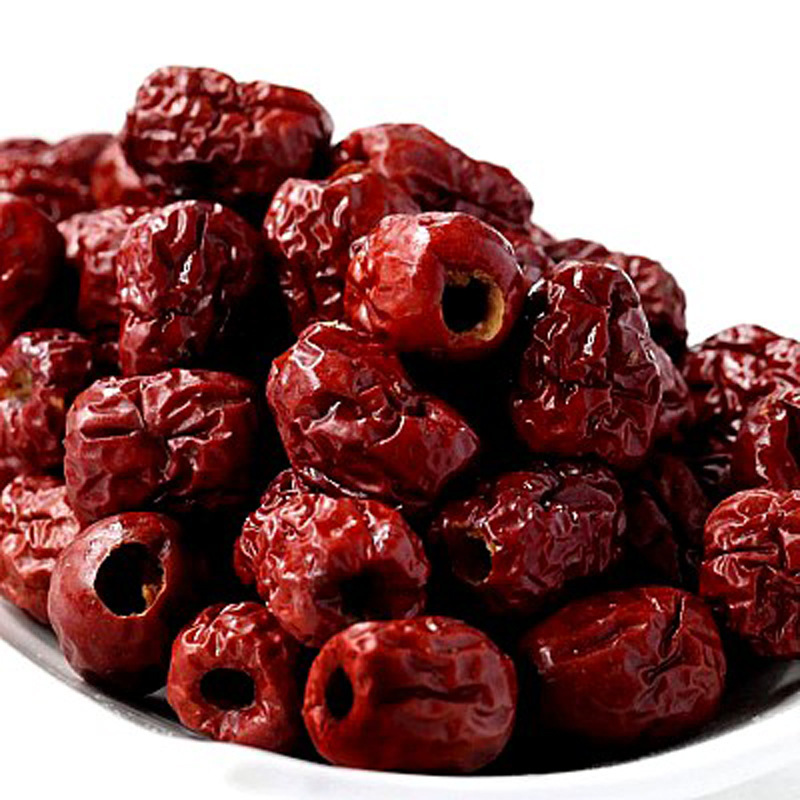 Red dates pitted date fruits dragon fruit Flavor without adding to the nuclear jujube chinese red dates