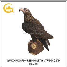 Wholesale Resin Wall Animal Head Sculpture,Outdoor Eagle Figurines Statues