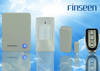 Finseen 868MHz home wireless Cloud IP alarm system without monthly pay
