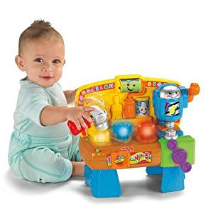 Fisher-price Laugh & Learn Workbench - Development Education Baby Infant Toy