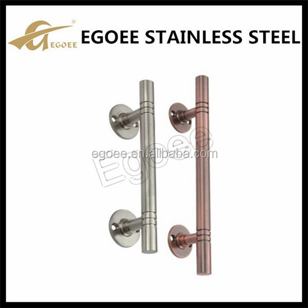 Good quality decorative aluminium door pull handle