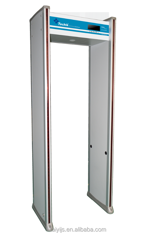 metal detectors walk through gate door type walk though metal detector TE-SD1