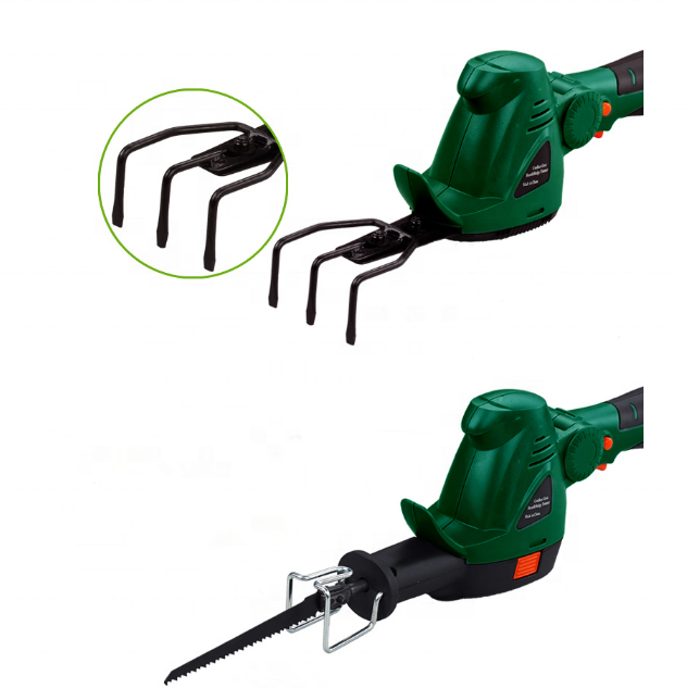 10.8V 4in1 multi-function cordless electric garden set <strong>tools</strong> <strong>tools</strong> for garden