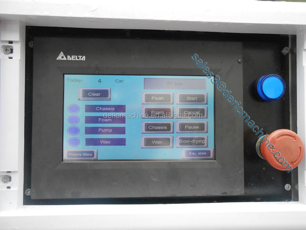 automatique de lavage de voiture avec de l 39 eau pulv risation au prix d 39 usine equipements de. Black Bedroom Furniture Sets. Home Design Ideas