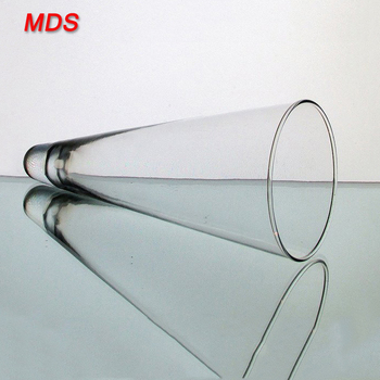 Glassware Material Cone Shaped Glass Vase Replacement Buy Cone