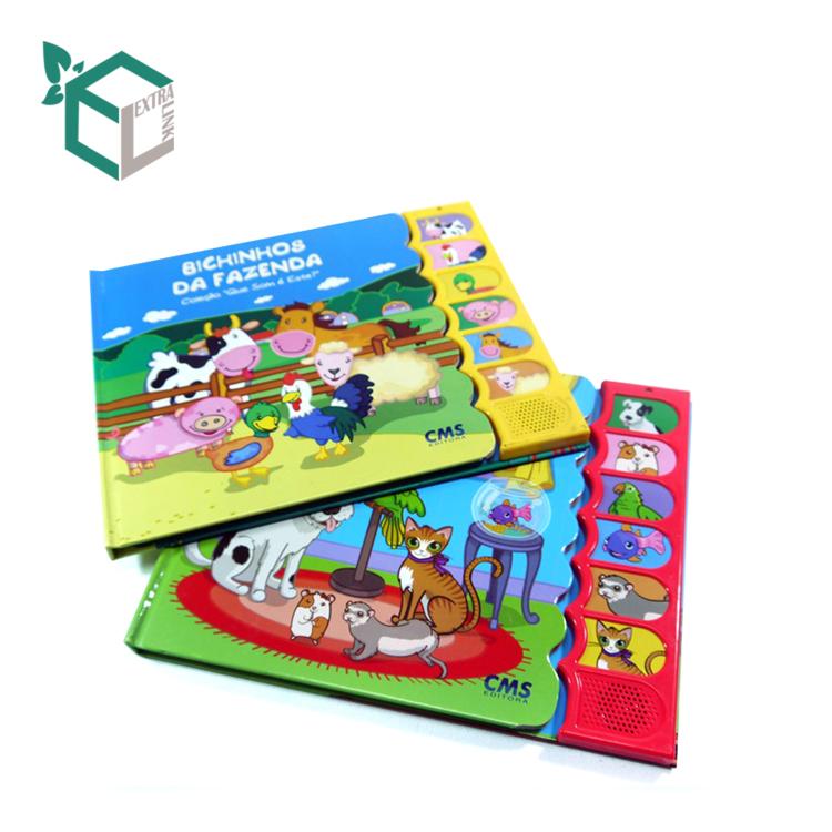Alibaba книга продукт фруктовый запах тип и Мягкая обложка для книги крышка звук детей 3D книги
