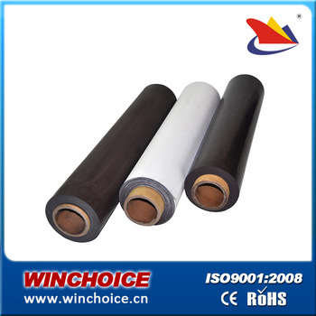 wide rubber magnetic rolls