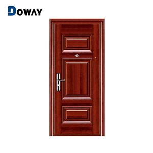 Indian Style Front Door Design Single Steel Security Door Design