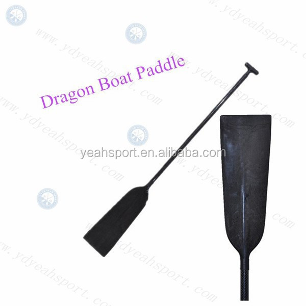 Good performance dragon boat carbon fiber paddle