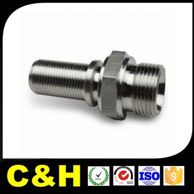stainless steel auto parts china supplier mass production cnc machining parts SS303 cnc spare parts