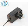 Indoor use IP20 level 12v adaptor 500ma chargers adaptor