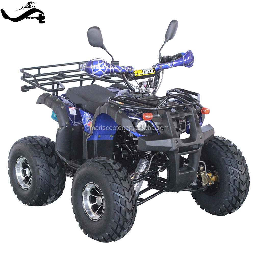 2017 Hot selling atv 110cc 4x4 110cc sport atv racing quad