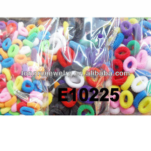 colored baby small elastic hair bands