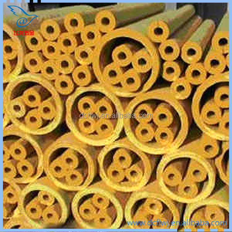 Newest High Quality Epe Foam glass wool insulation pipe insulation