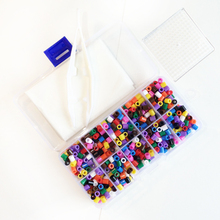 5 mm mix color 1000pcs beginner Set Fuse perler pix hama iron melty melting beads DIY