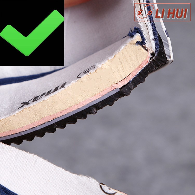 campus bulk canvas custom printed denim safety shoes for women