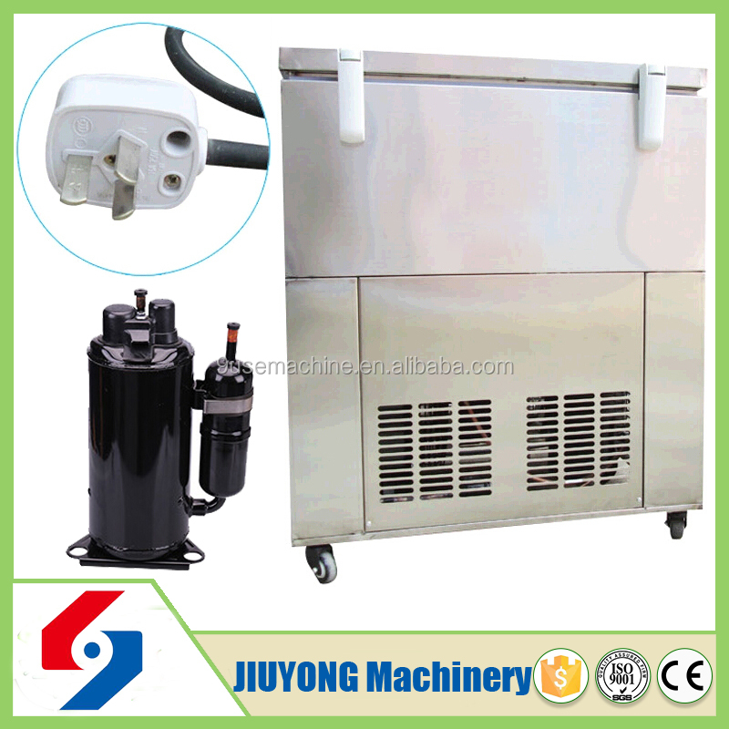salt water flake machine