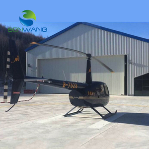 Wholesale cheap prefab portable steel aircraft hangar for sale