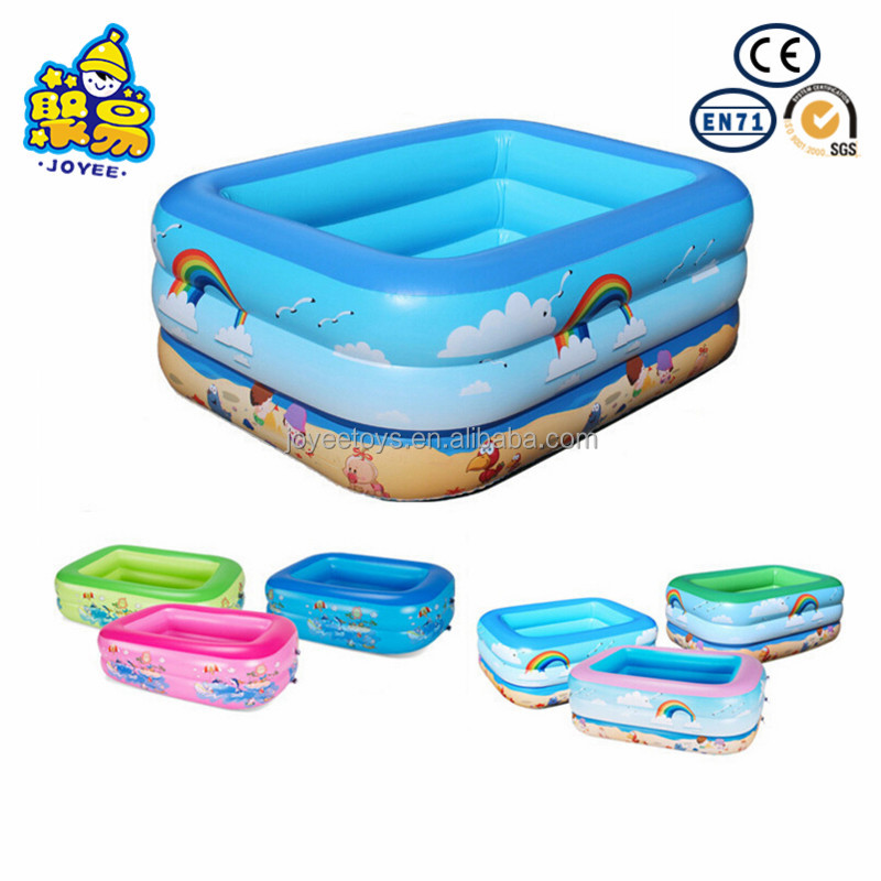 Wholesale PVC inflatable swiming pool outdoor family pool