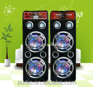 Super hifi 2.0 stage monitor speaker