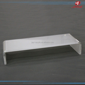 Customized Acrylic Computer Monitor Display Stand Laptop Stand
