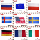 National All Kinds Custom Flags All Countries National