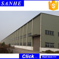 good quality steel structure prefabricated residential metal building