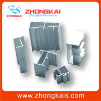 6000 Grade 6063 6061 6063A T5 T6 Extrusion Frame window aluminum profile for building