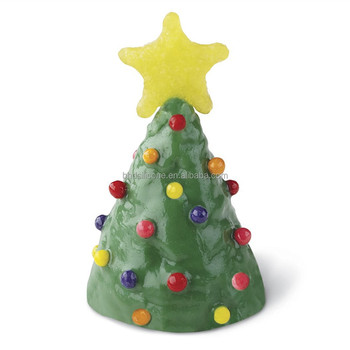 12 cavity 3d christmas tree silicone mold wilton christmas tree cake pan set christmas
