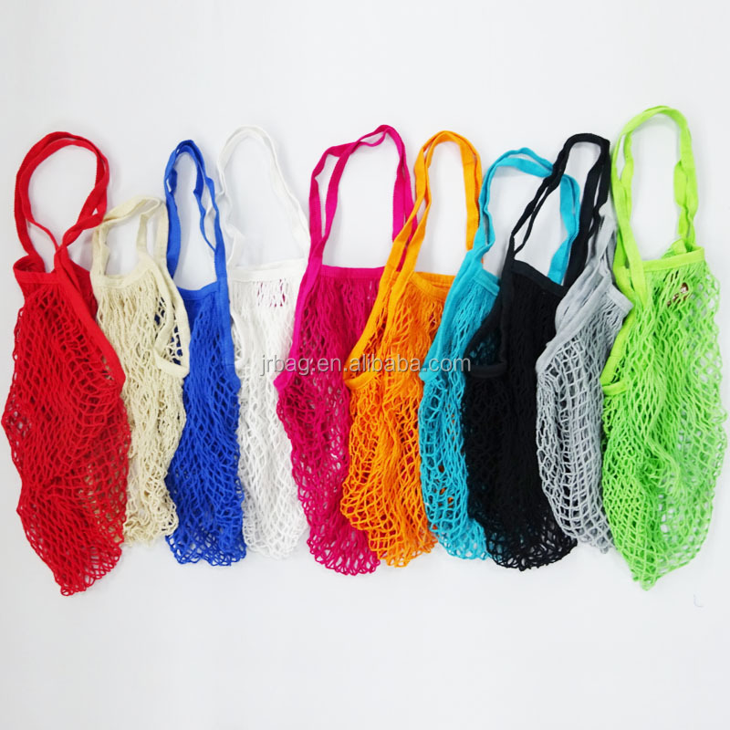 colourful mesh shopping bag-6