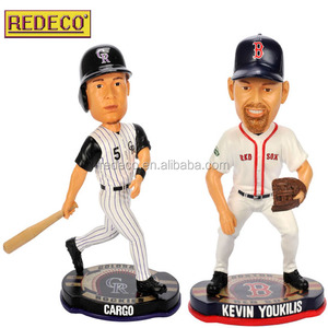Resin custom sports bobblehead, bobblehead for gift and home decoration