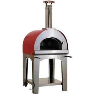 New Style outdoor wood fired stainless steel pizza oven in korea
