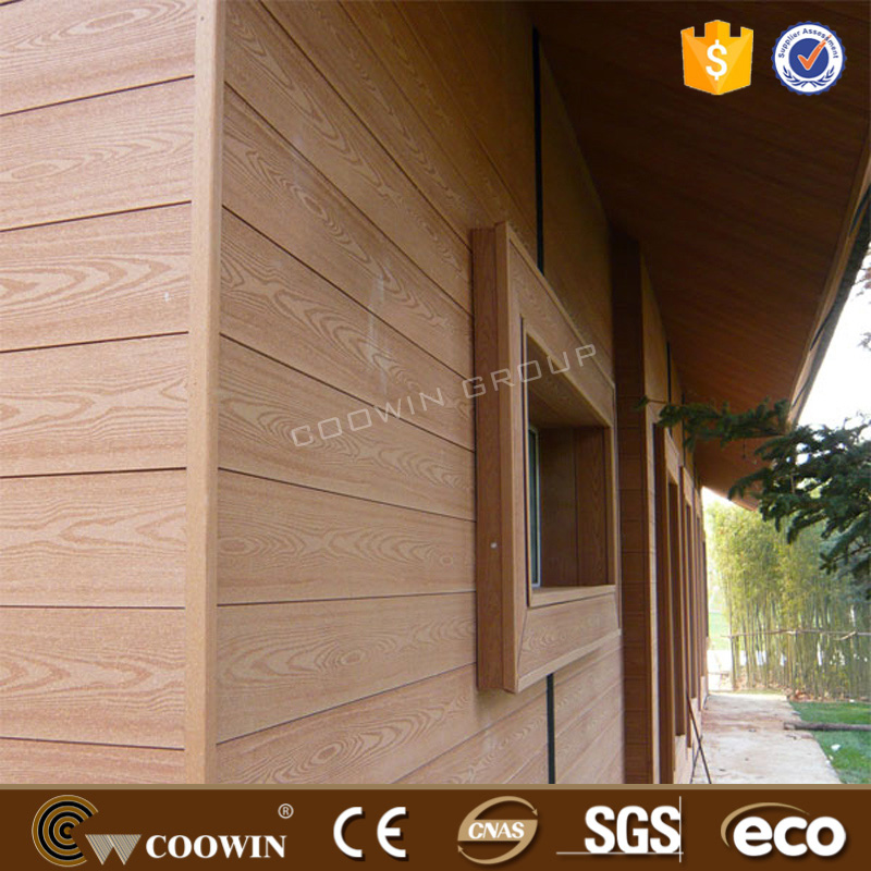 exterior wall panel ranch durable wall siding wpc wall cladding