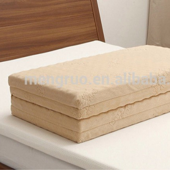 USA memory foam 4 folding mattress