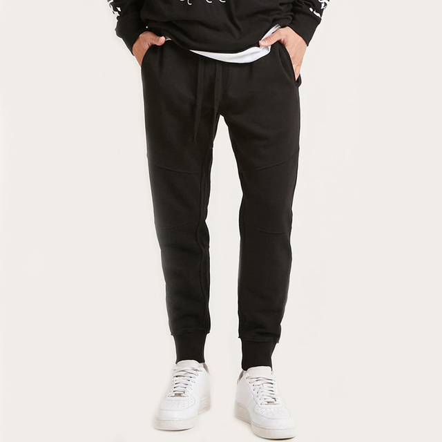 OEM ODM alibaba sale mens knitted sport casual sweat pants