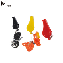 Football Sports Security Safety Dog Training Plastic Referee Whistle,Whistle
