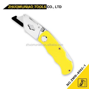 Plastic Handle Folding Knife Pocket Knife Fixed Blade Knife For ...