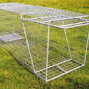 hot sale live traps for squirrels catch in trap cage beaver trap