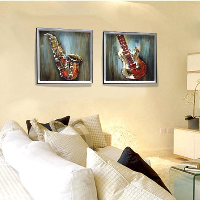 achetez en gros musique peinture l 39 huile en ligne des grossistes musique peinture l 39 huile. Black Bedroom Furniture Sets. Home Design Ideas
